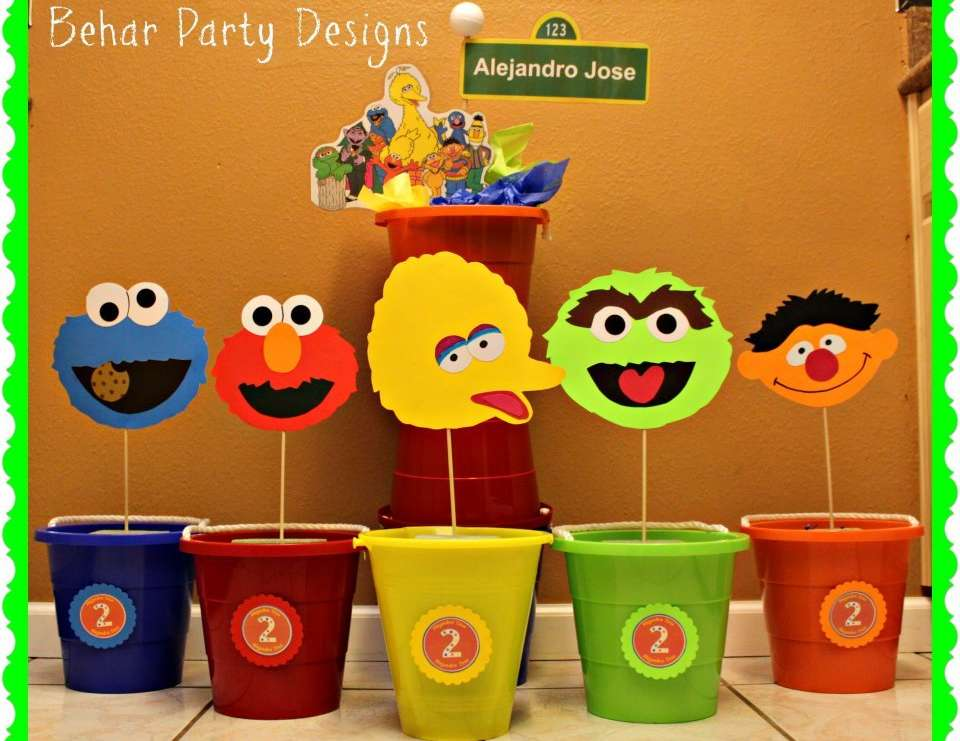 Alejandro Jose's 2nd Sesame Street Birthday Party - Sesame Street