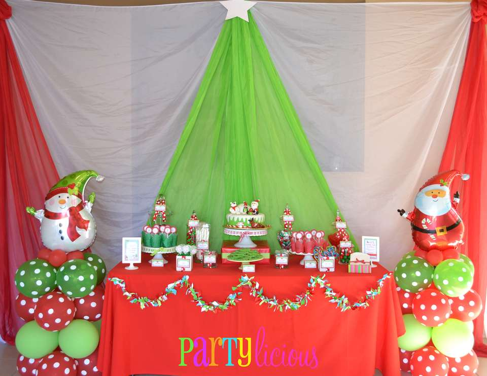 {Pre-School Christmas Party} - Christmas Party
