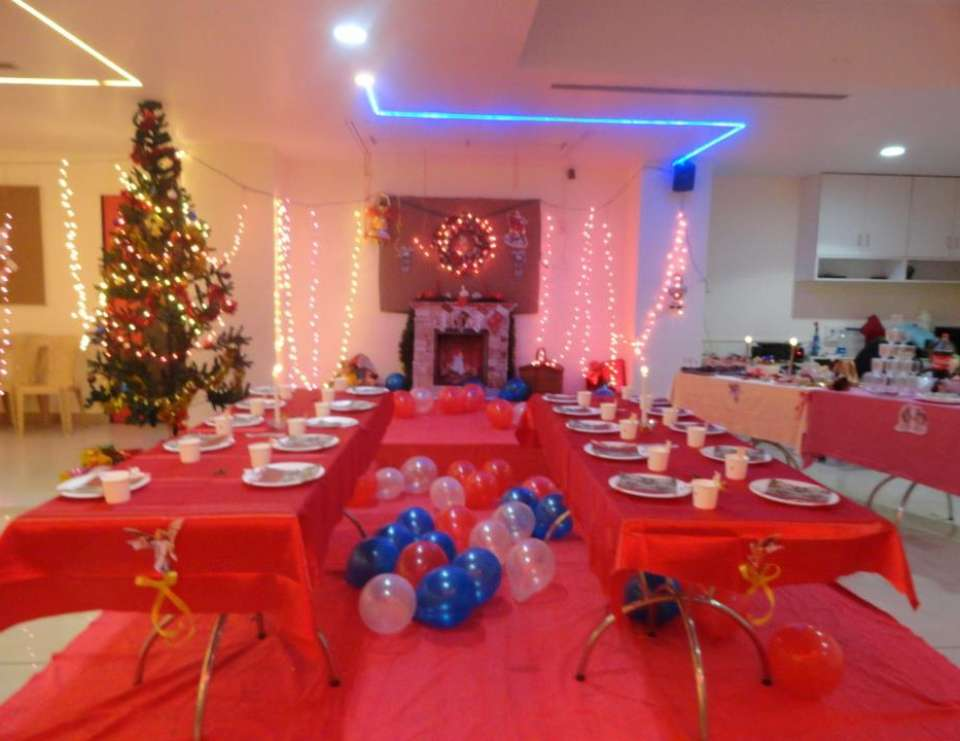 Children's christmus party - Christmus party