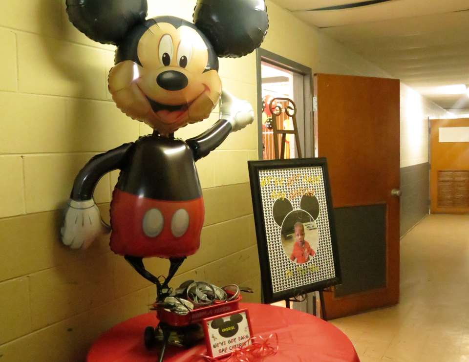 Gabriel's 2nd Birthday Bash - Mickey Mouse Clubhouse