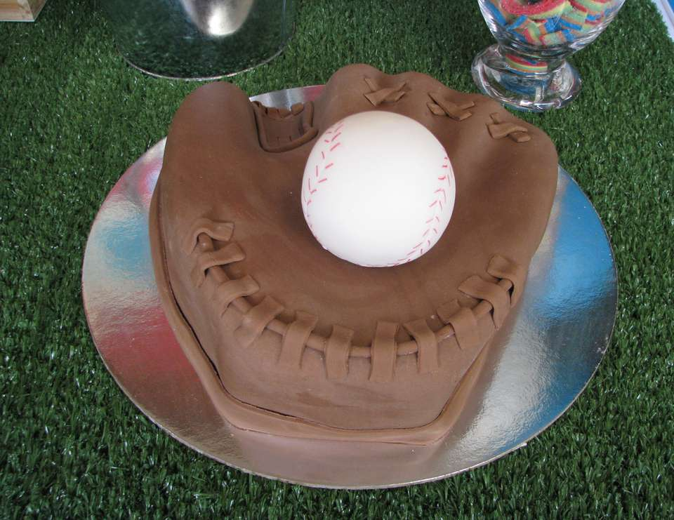 9 innings of Rock! - Baseball Birthday