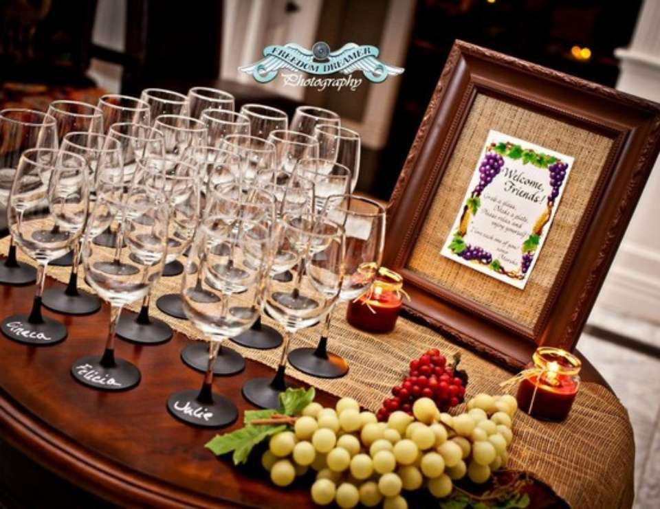 Wine & Cheese Soiree - Wine & Cheese Tasting