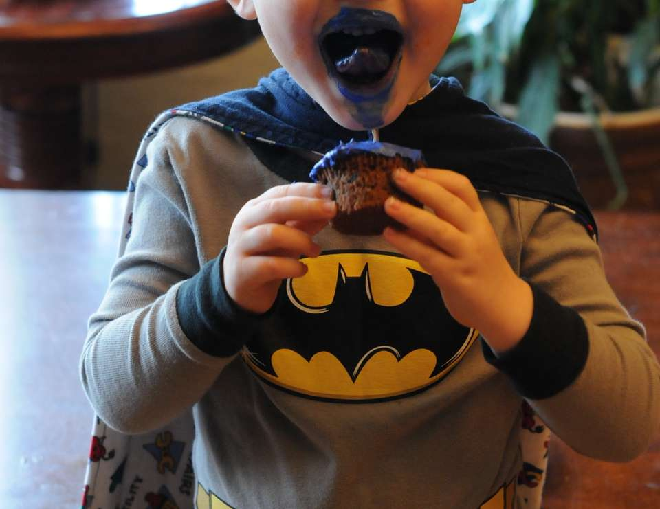 Batman Birthday - Superhero Batman Boy