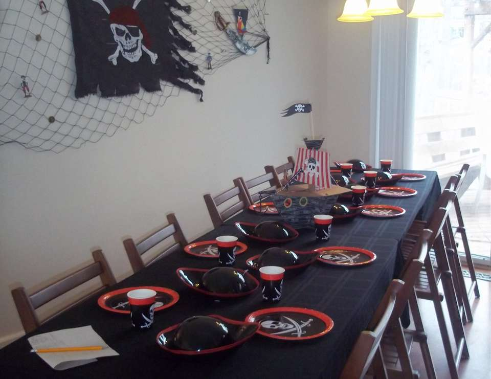 Christian & Jimmy's Pirate Party - Pirate Party