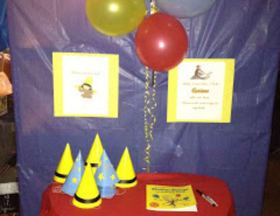 Curious George 2nd Birthday - Curious George