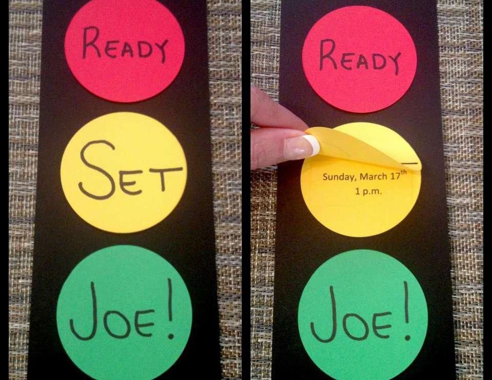 Ready. Set. Joe! - Cars