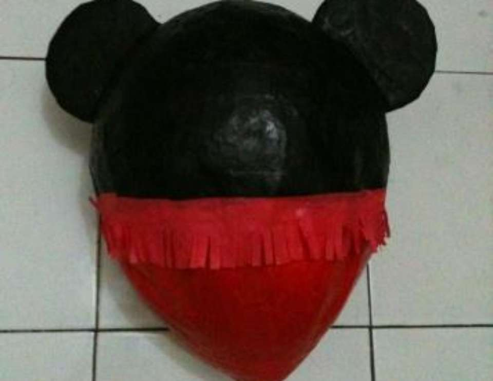 Mickey Pinata - Mickey Mouse