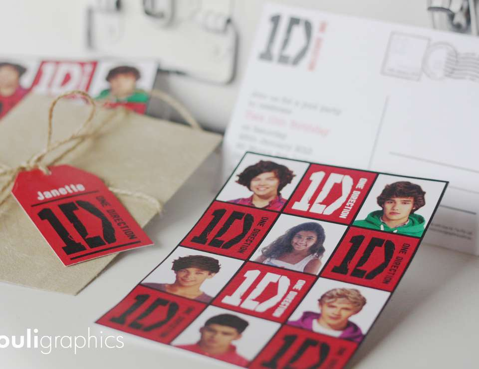 Tia's 1D Party - One Direction
