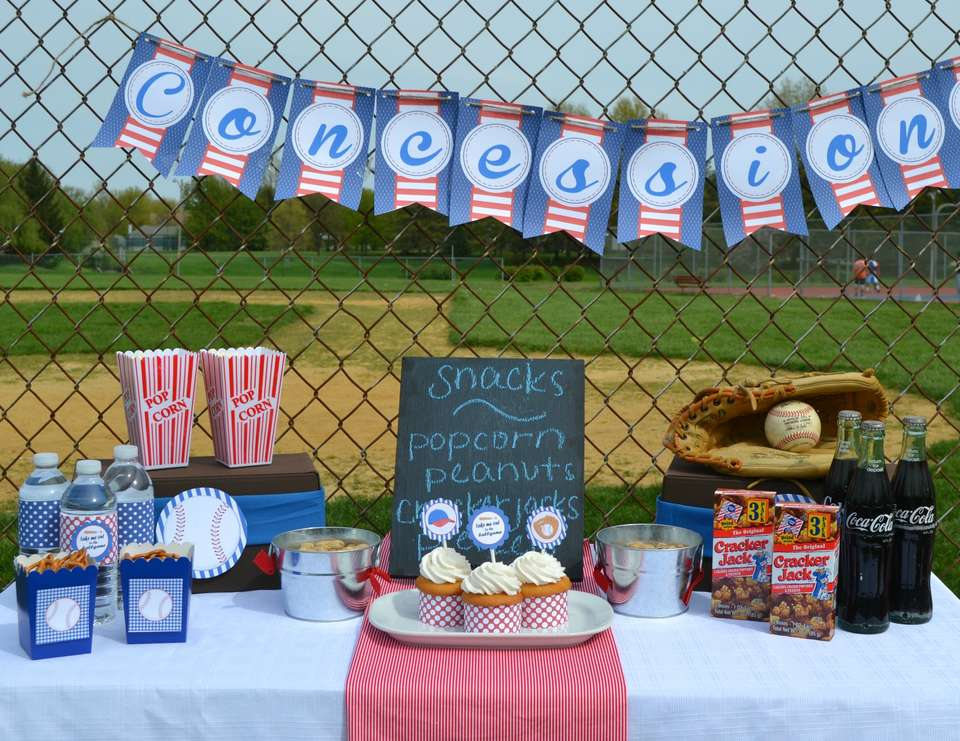 """Batter Up"" Season Opener Baseball Party - baseball, sports theme"
