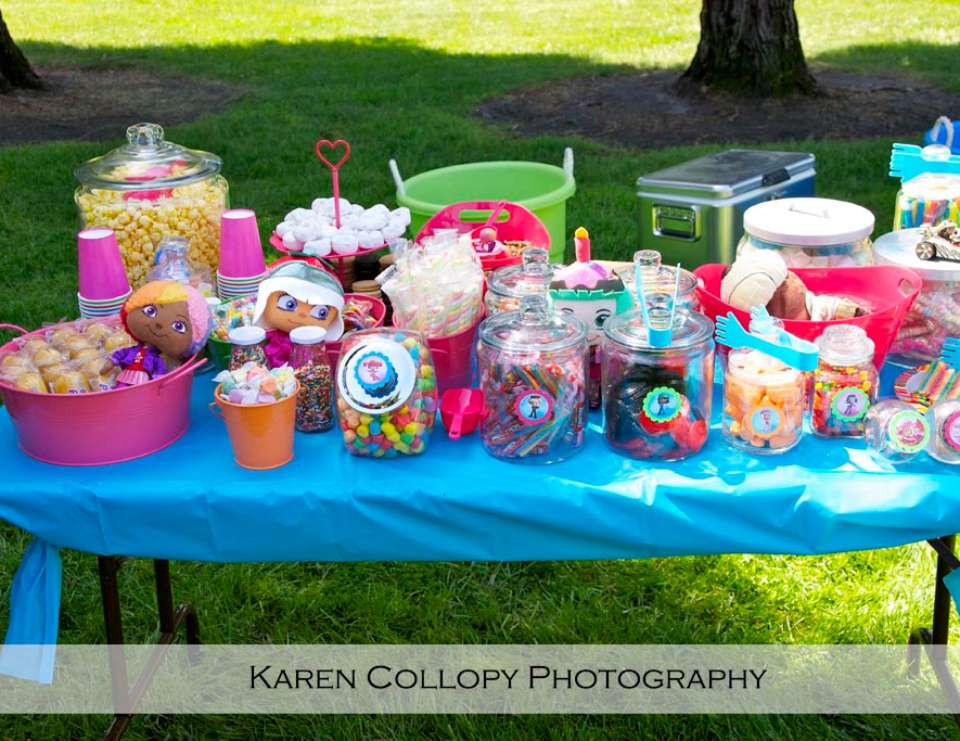 Sugar Rush Party/Wreck it Ralph Party for Girls - Sugar Rush/Wreck it Ralph