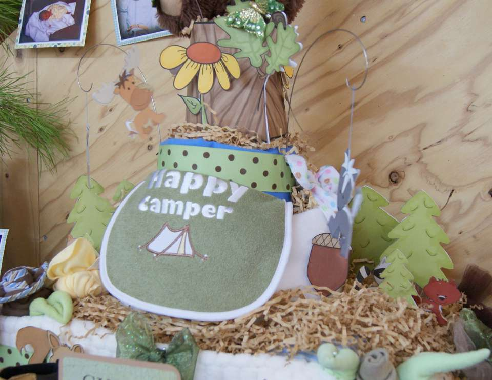 Rustic Woodland Baby Shower - Rustic Woodland