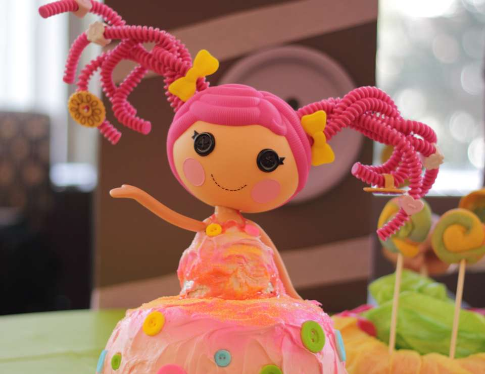 Miranda's Sew Perfect Lalaloopsy Party - Lalaloopsy Party