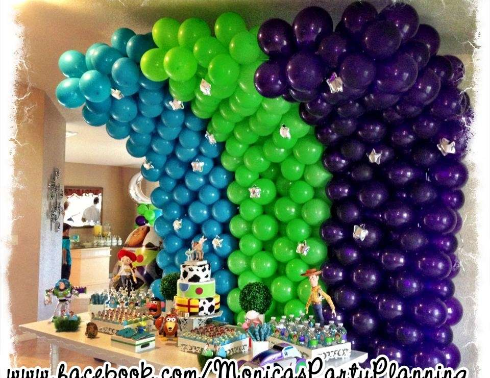 Toy Story Party - Toy Story Party