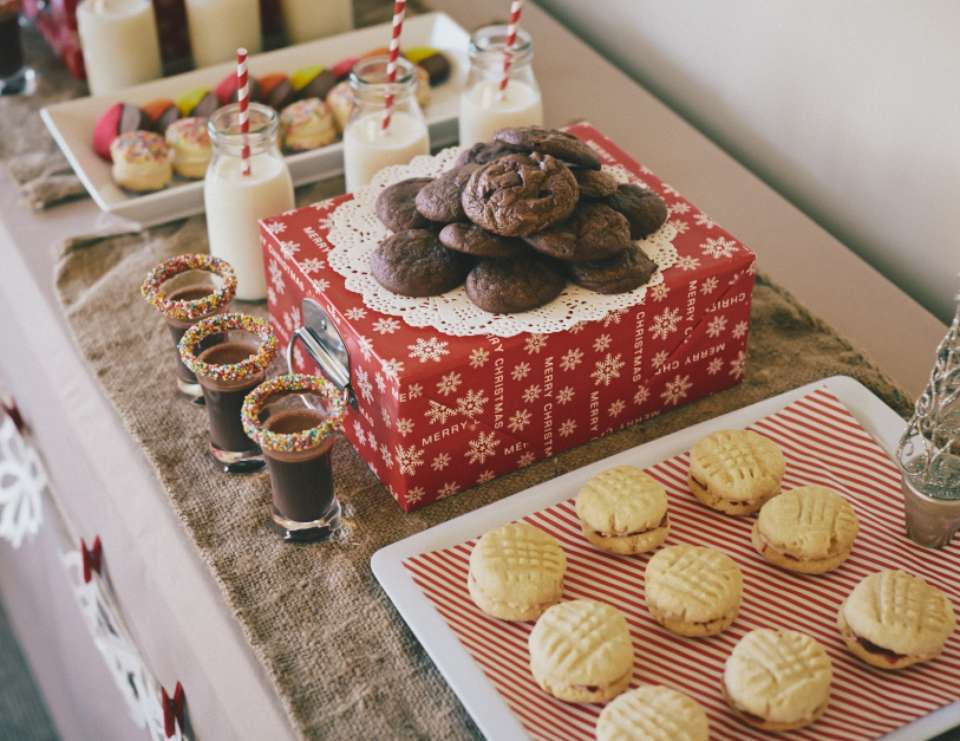 Cookie Swap Party - Mid-Winter Christmas