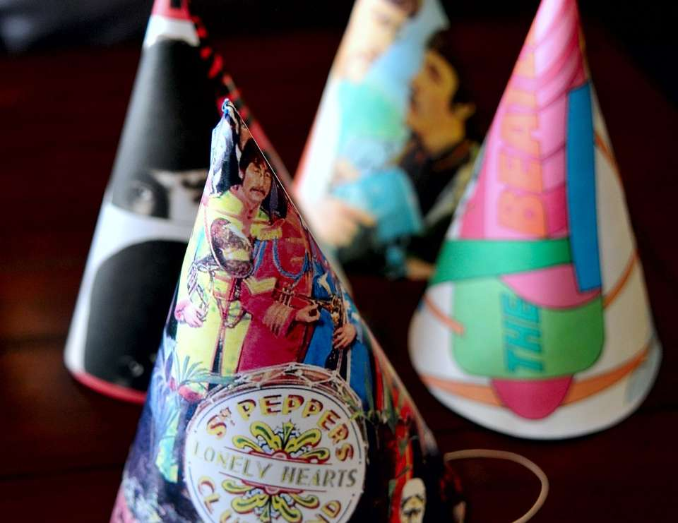 Jude's Beatles Themed Birthday Party! - The Beatles, Music,