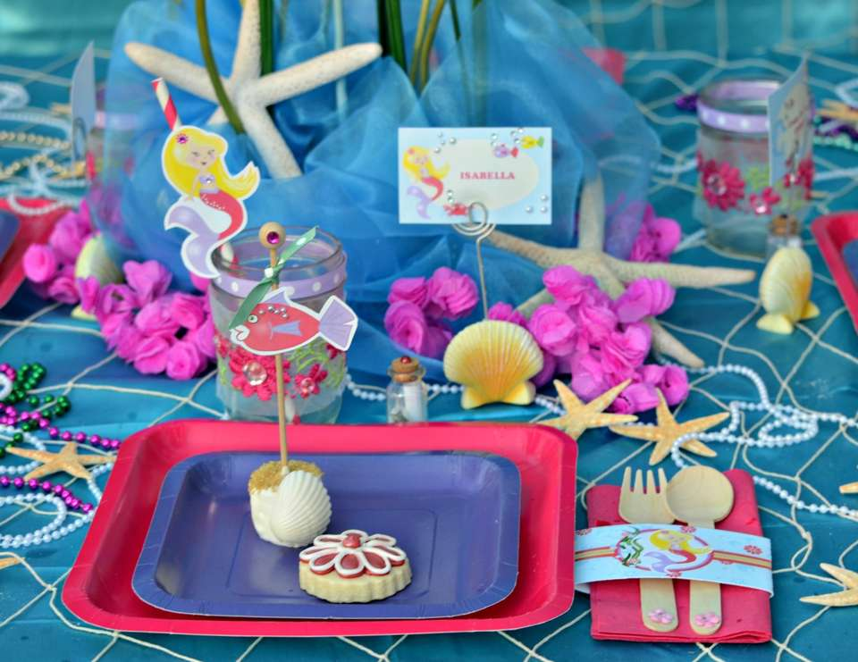 Under The Sea - Under the Sea/ Mermaid Party