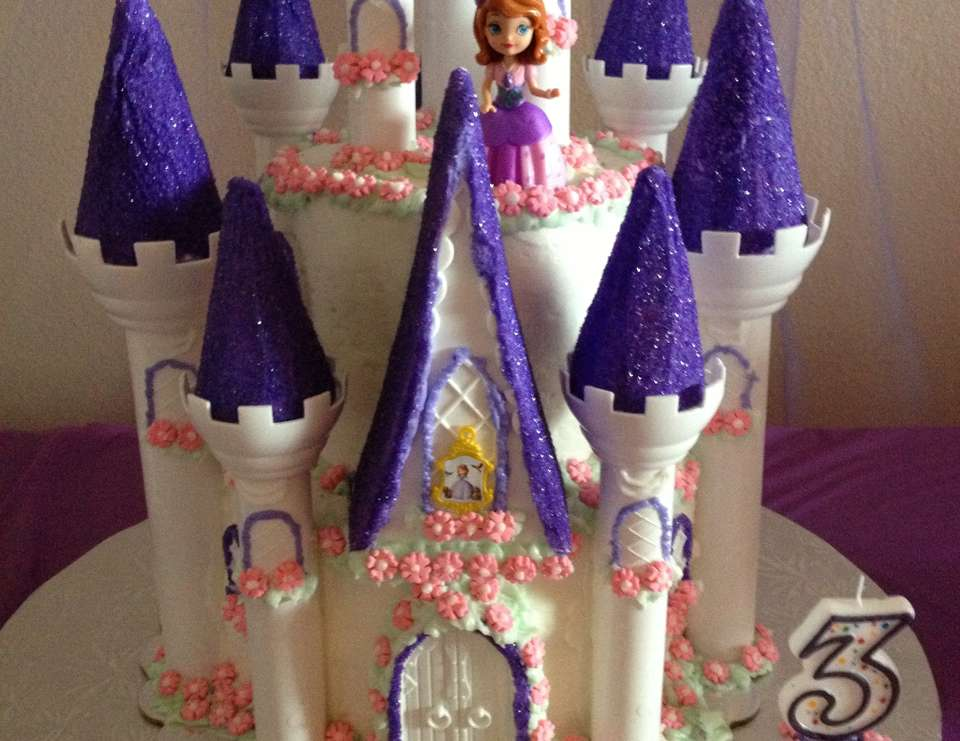 Princess Lauralai's-3rd Birthday Party - Sofia the First