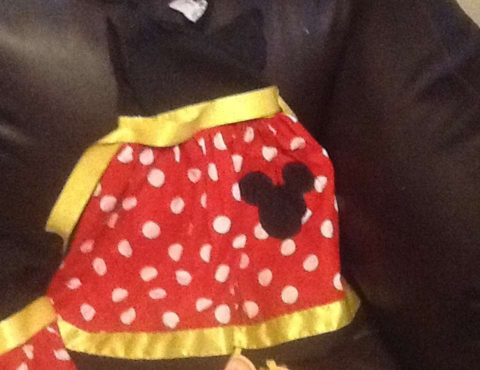 Izzy's 3 Birthday - Minnie and Mickey Mouse