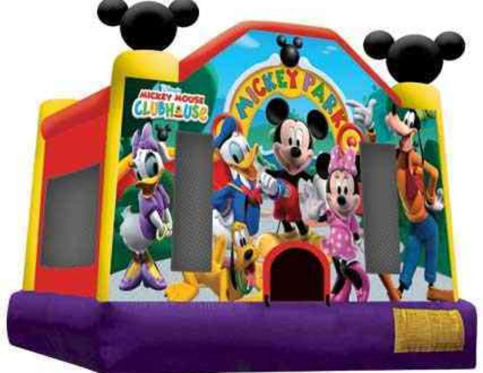 Chad's 3rd Birthday Bash- Mickey Mouse Clubhouse at Chad's House - Mickey Mouse Clubhouse