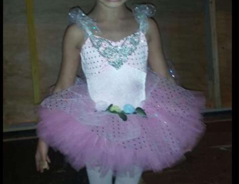Morgan's First Recital Party - pink/ballet theme