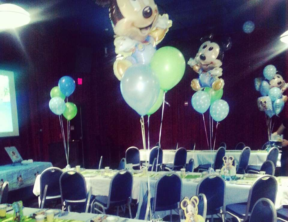 Acen's Mickey Mouse Party - Mickey Mouse