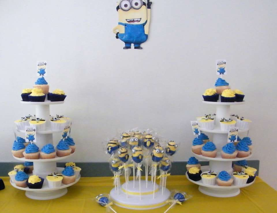 Despicable Max's 1st Birthday - Despicable Me