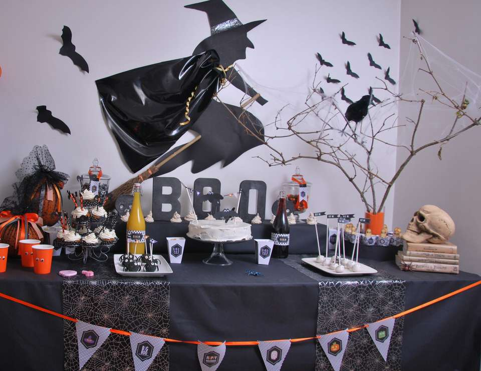 Ma Sweet Table haloween party - Halloween