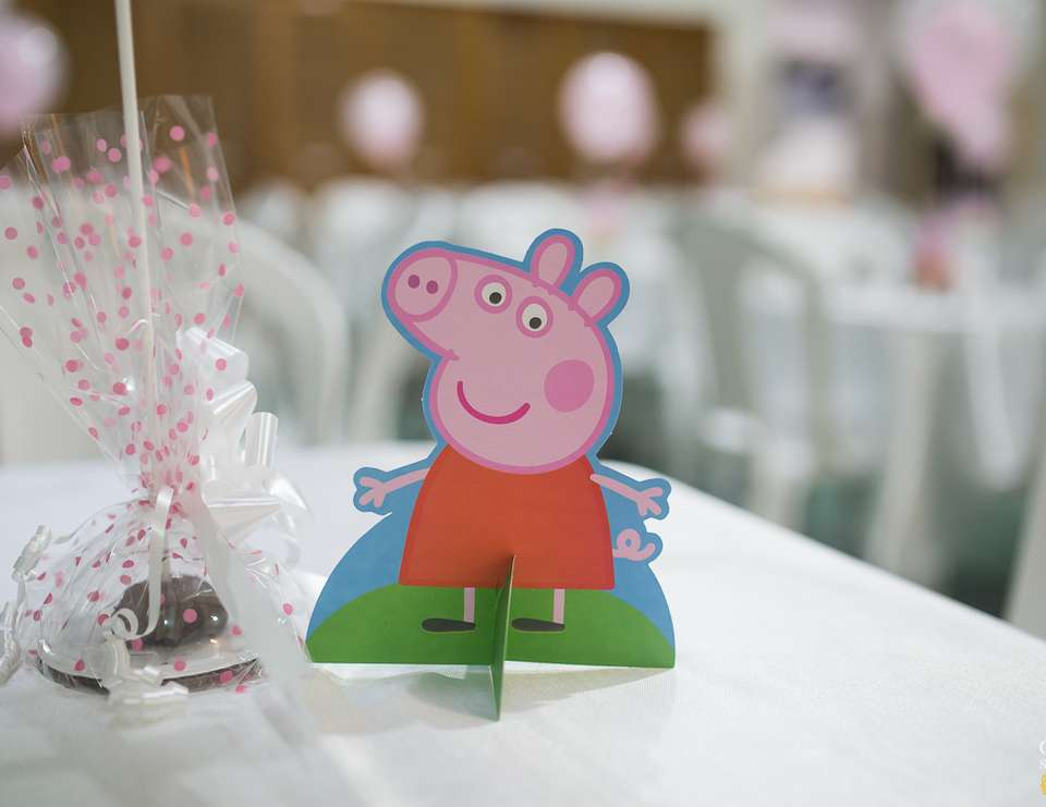 Clarisse's 2nd birthday - Peppa Pig
