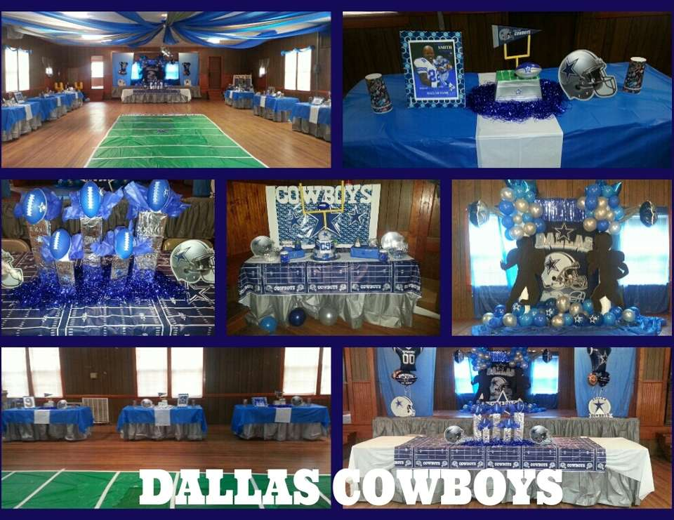 Dallas CowboysFootball Birthday Skull s Dallas Cowboys 50th