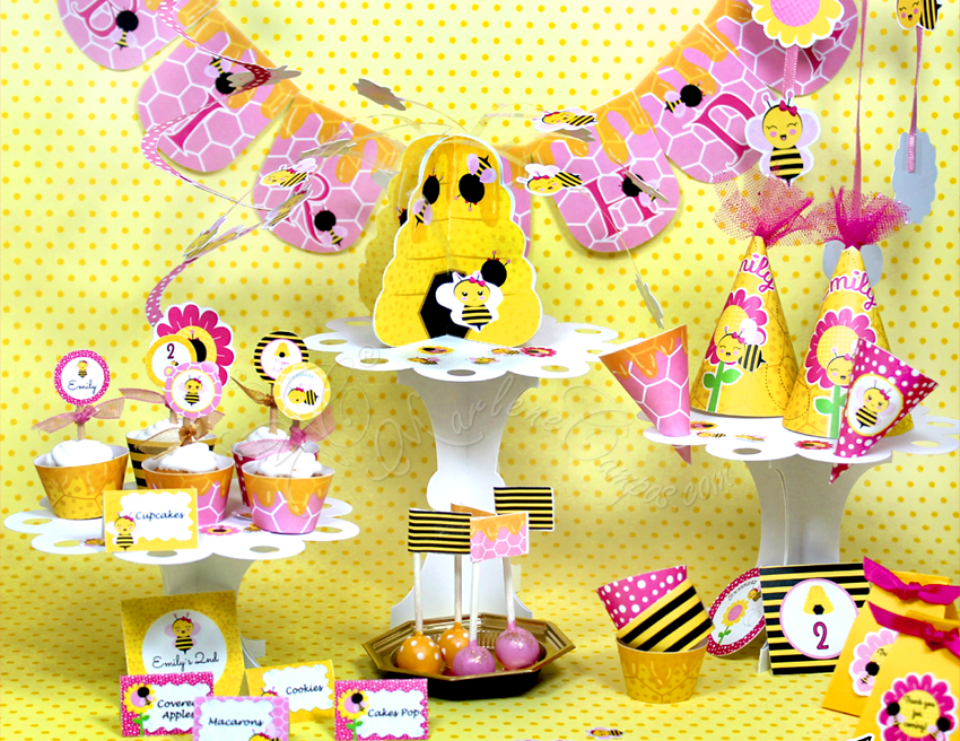 Bumble Bee Party  - Bumble Bee