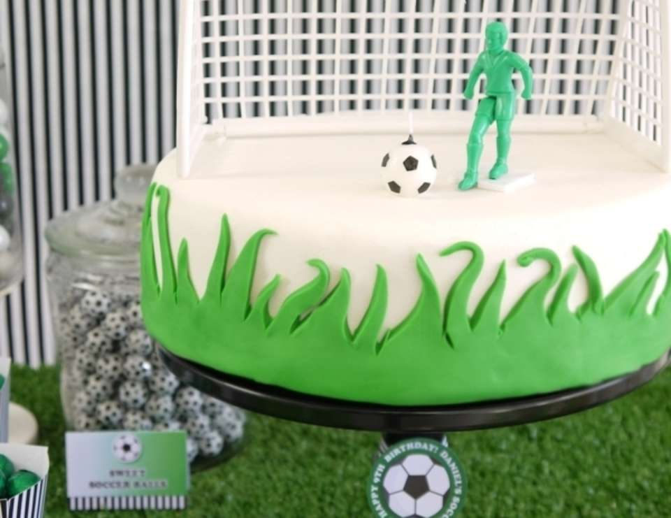 World Cup Inspired Soccer Party - Soccer/Football/Fútbol