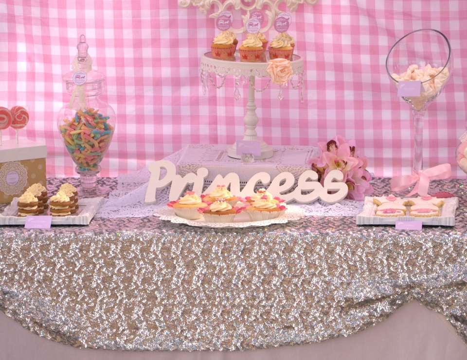 Vintage Princess Party Birthday A Party Fit For A Little Princess & Marvellous Princess Chair And Table Set Images - Best Image Engine ...