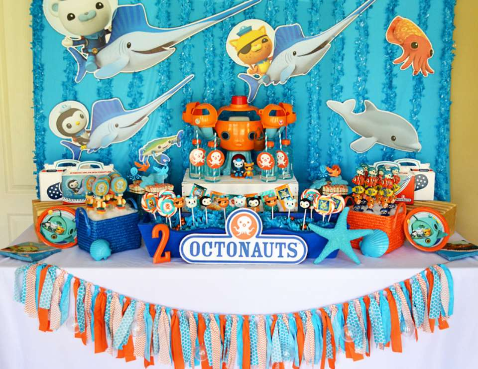 Octonauts Party - Octonauts