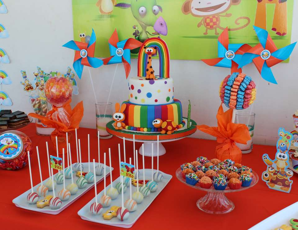 baby tv birthday baby tv party catch my party