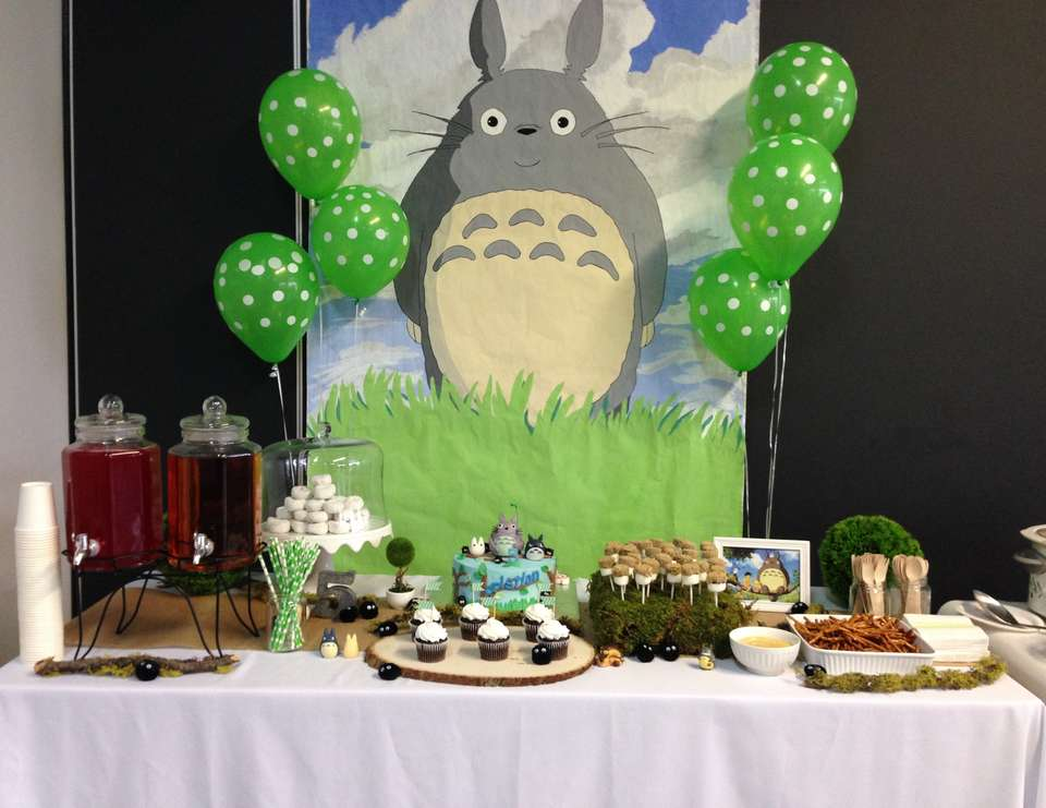 My Neighbor Totoro Birthday