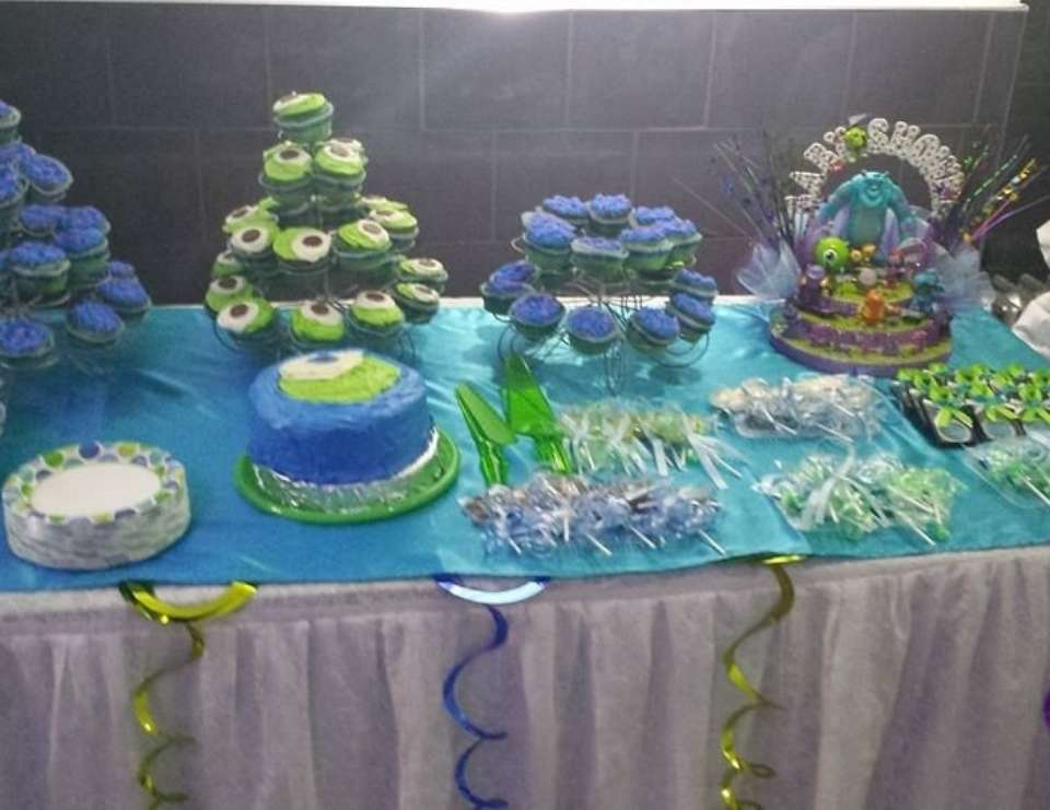 Monsters Inc Baby Shower Elias Baby Shower Catch My Party