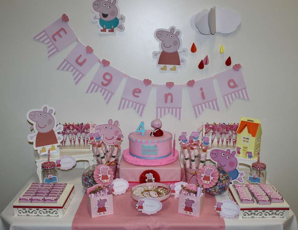 Candy Bar Peppa Pig  - Peppa Pig