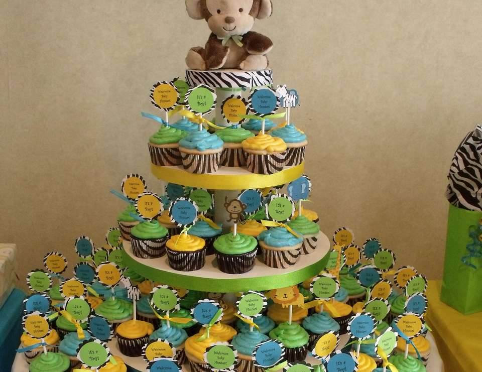 Jungle Baby Shower Henrys Jungle Themed Baby Shower Catch My