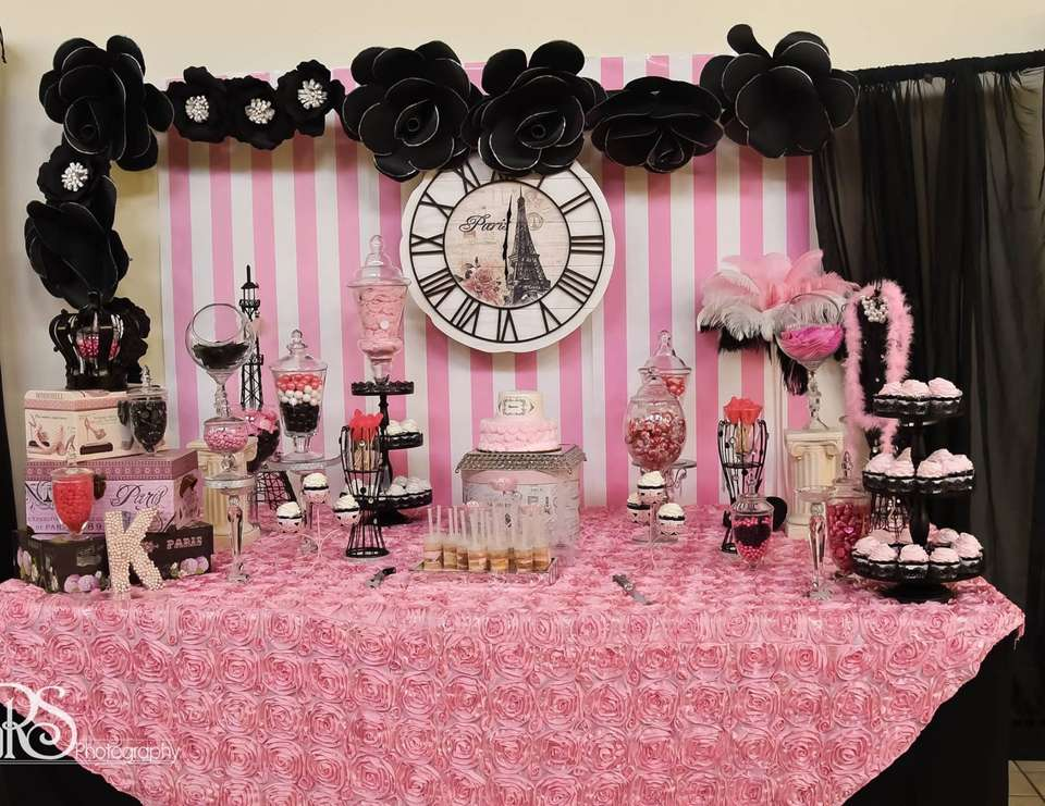welcome to paris birthday kyasia sweet 16 catch my party. Black Bedroom Furniture Sets. Home Design Ideas