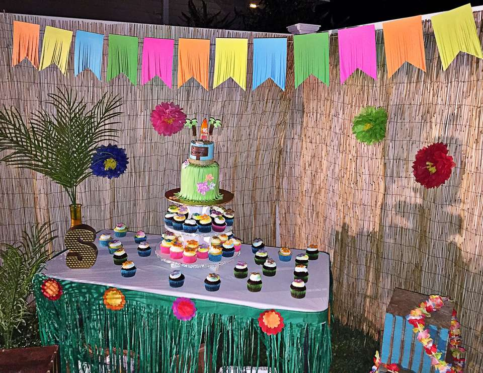 Birthday Quot Sammie S Luau Sweet 16 Birthday Party Quot Catch