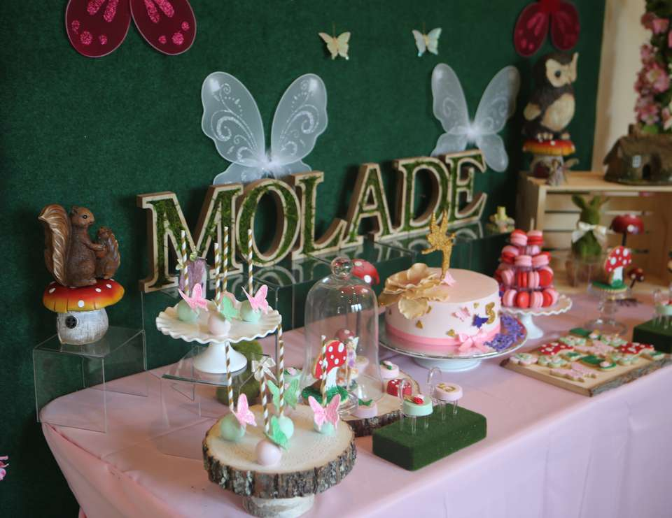 Mollie's Garden Party - Enchanted Garden  Party