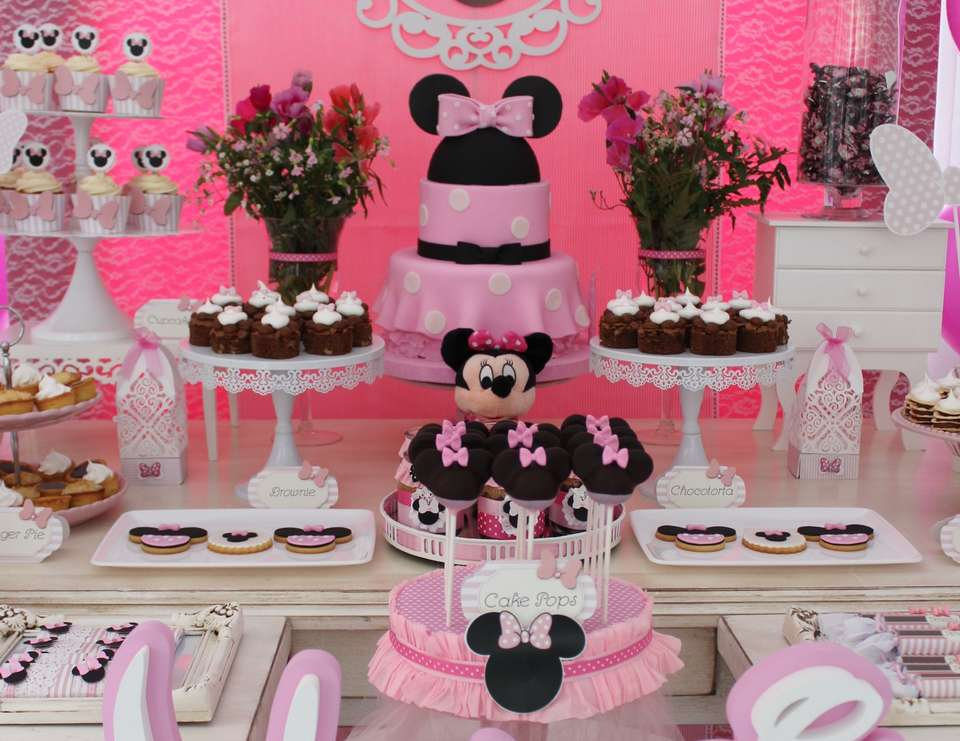 Minnie Mouse Party  - Mickey Mouse / Minnie Mouse