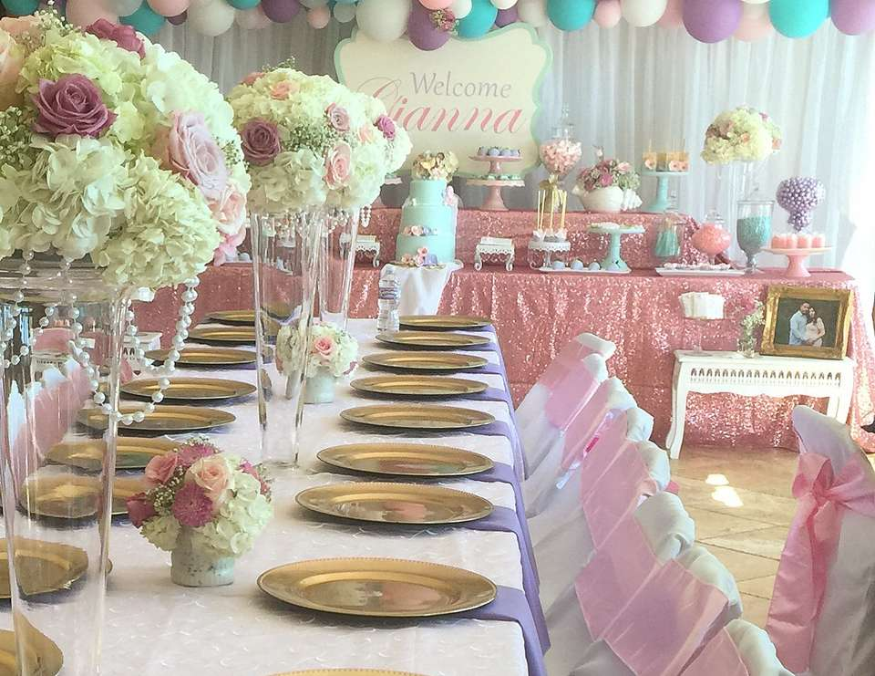 Newest Shabby Chic Baby Shower Parties