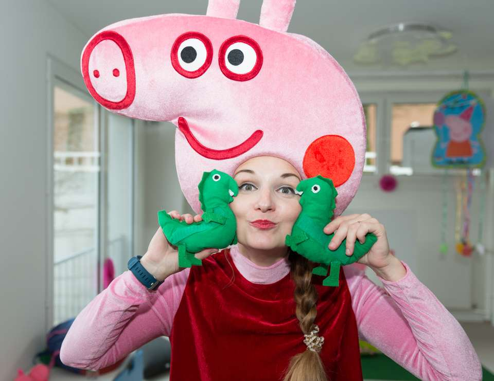 Sophia's Peppa Pig Birthday Party - Peppa Pig
