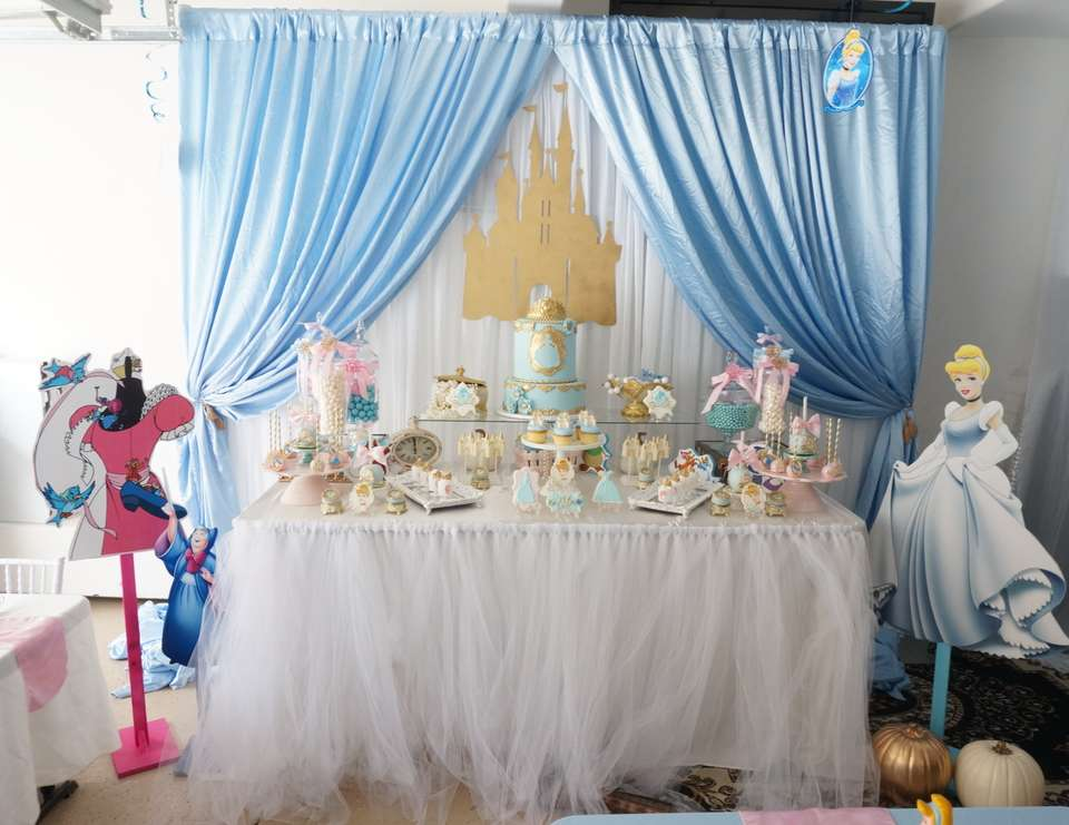 Khole's Cinderella Birthday Party - Cinderella