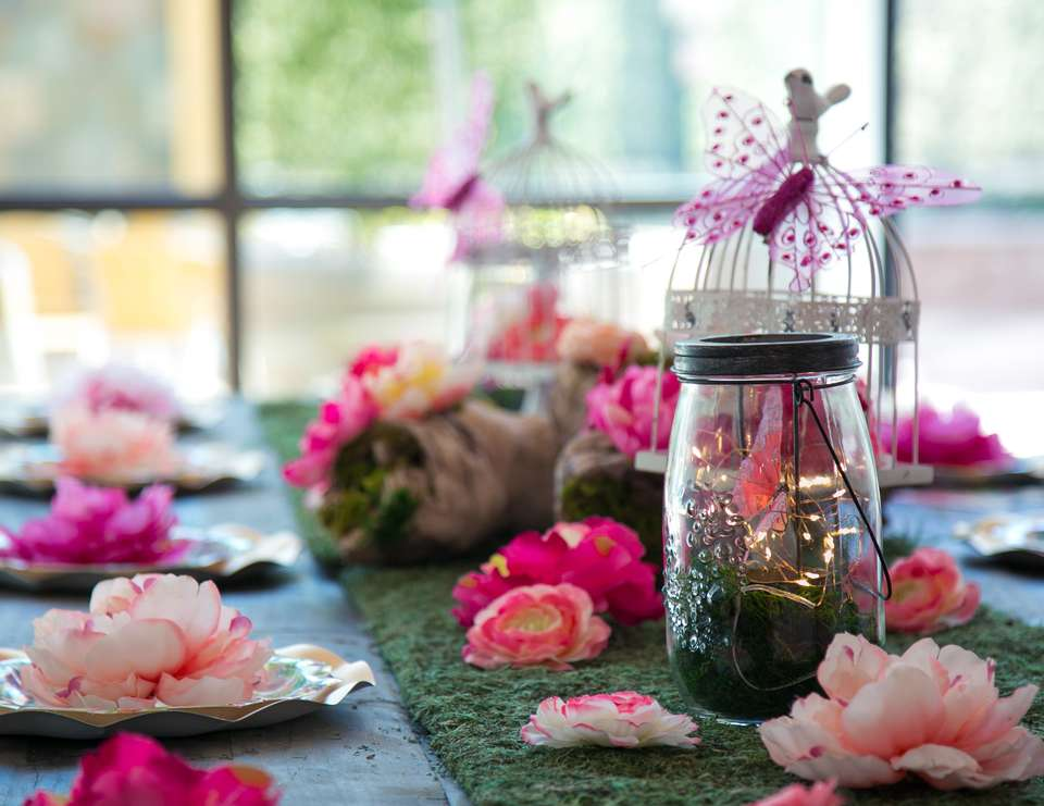 Emelie's Midsummer Night's Dreamy Party - Enchanted Forest
