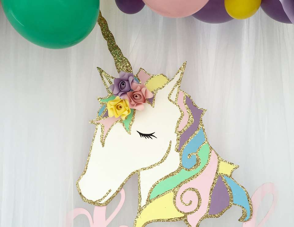 Chanel's Unicorn Birthday  - Unicorn