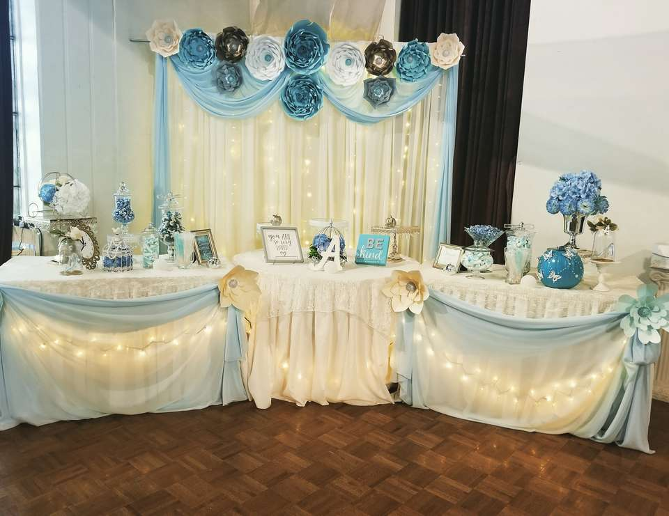 Ashley's Cinderella Sweet 16 - Cinderella