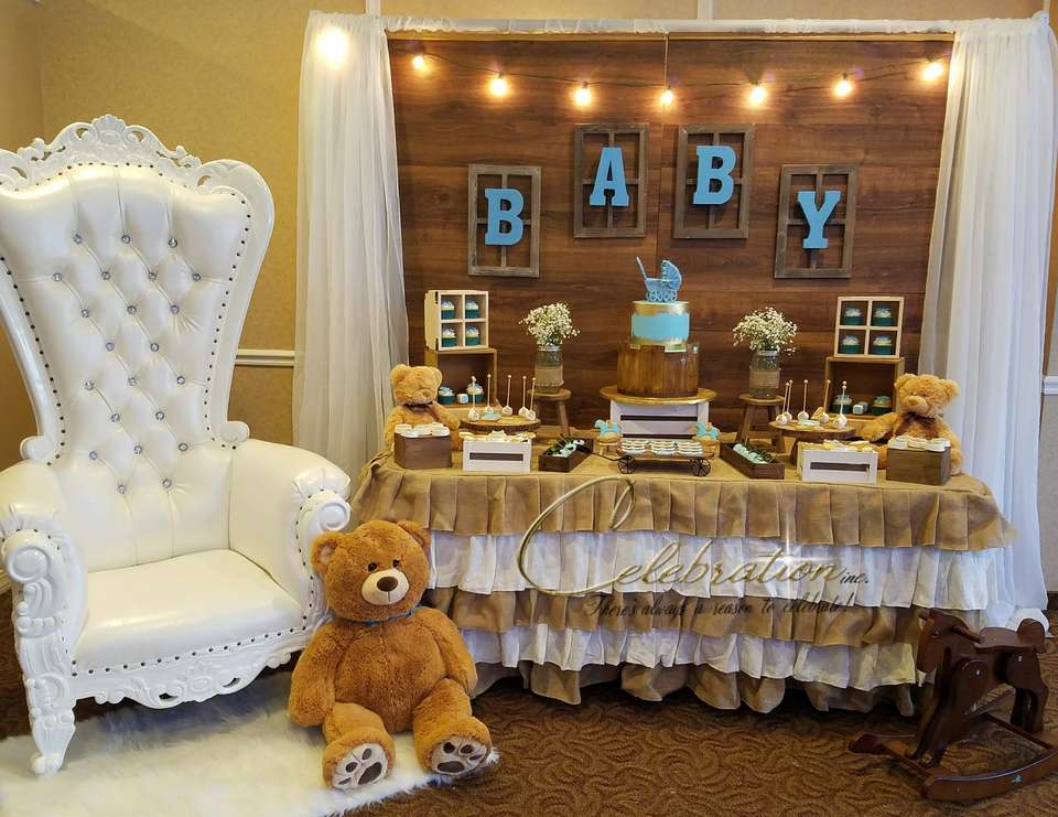 Rustic Baby Baby Shower Rustic Baby Shower Catch My Party