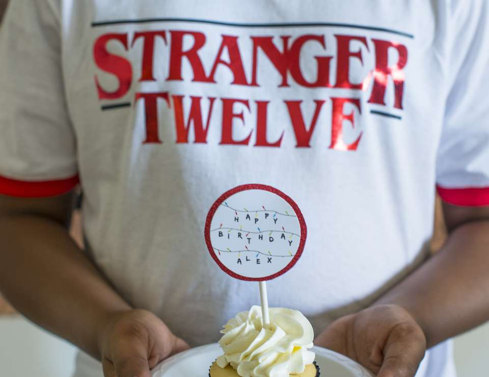 Alex's Stranger Twelve Birthday - Stranger Things